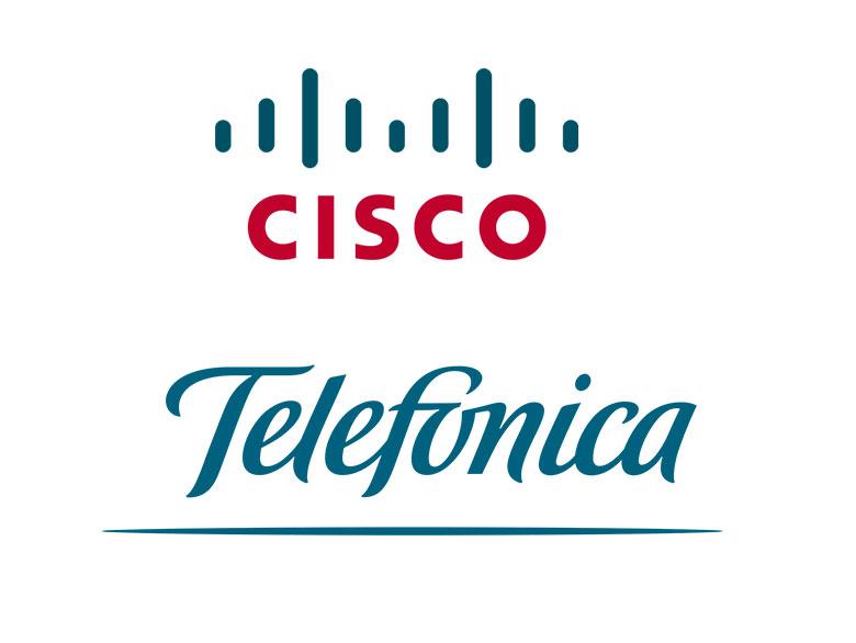 Cisco-telefonica y su plataforma de pruebas de redes emergentes