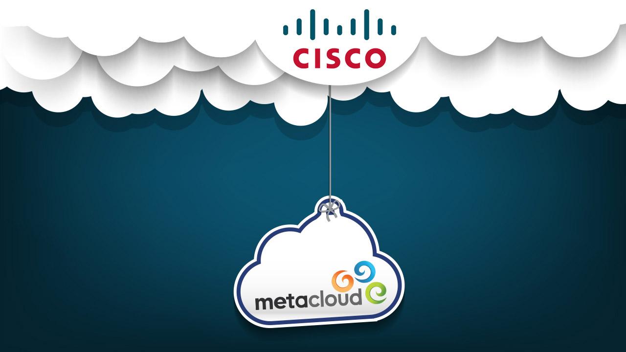 Cisco adquiere Metacloud