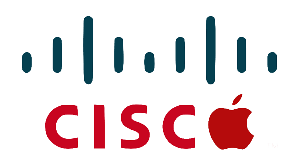 Apple y Cisco