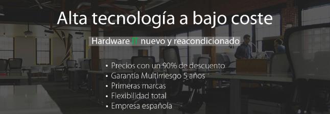 MercadoIT hardware nuevo y reacondicionado