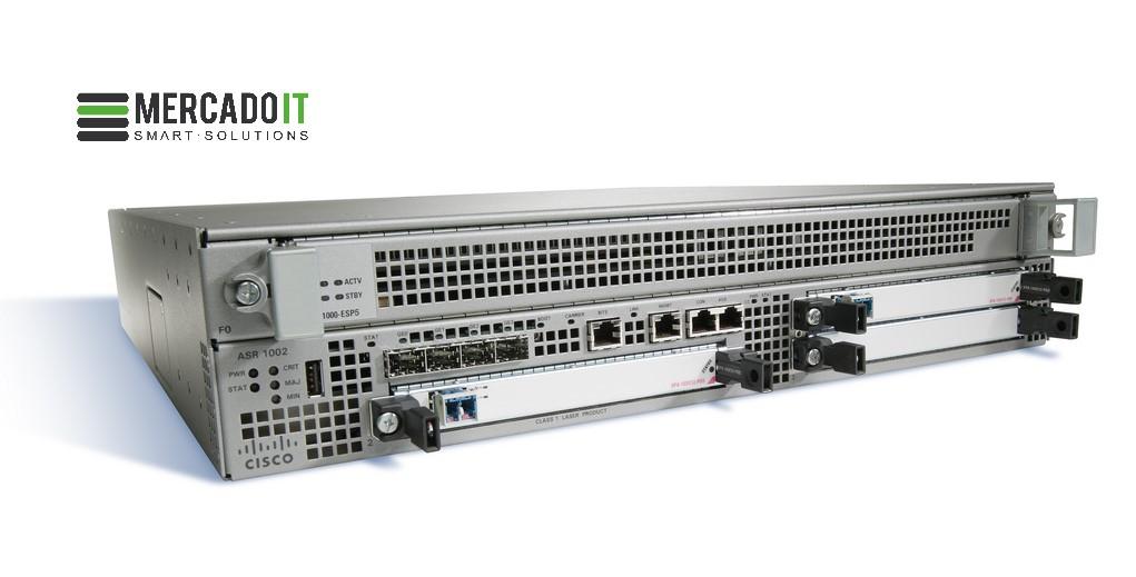Cisco ASR1002 Router