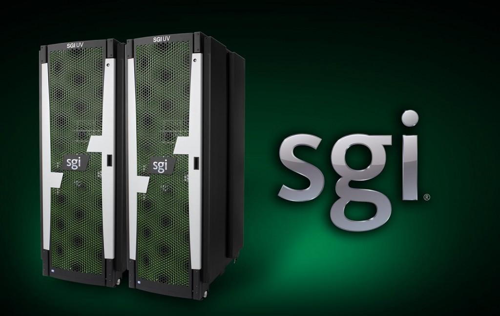 HPE servidores SGI
