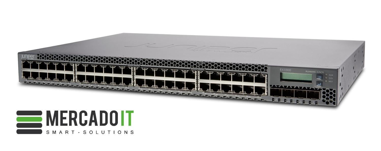 Juniper EX3300 Ethernet Switch