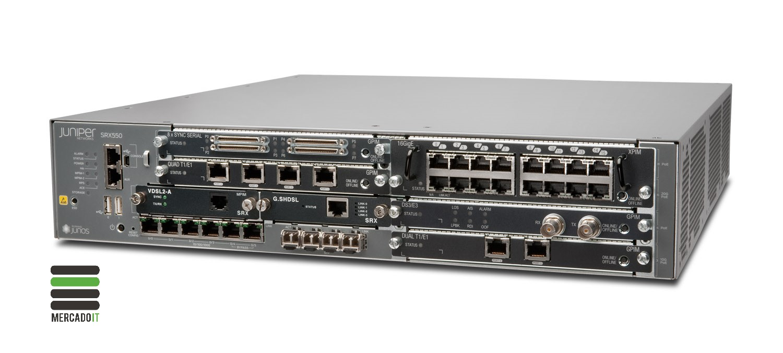 Router Juniper srx550
