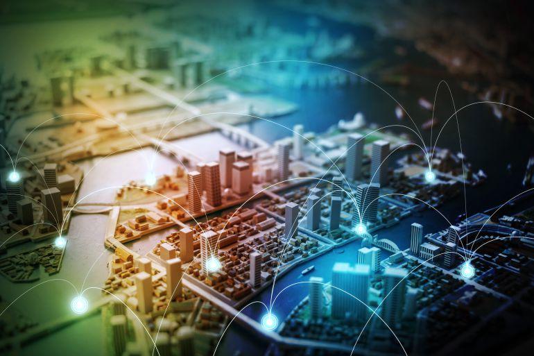 Smart cities construyendo ciudades inteligentes