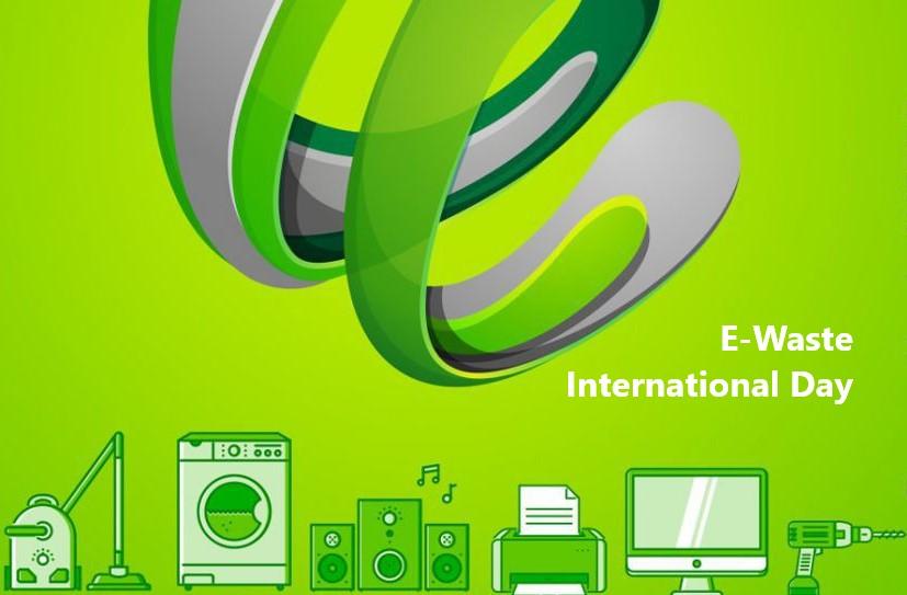 13 de octubre Dia internacional de e-waste
