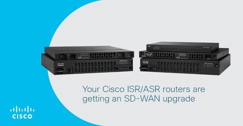 Routers ASR e ISR de Cisco