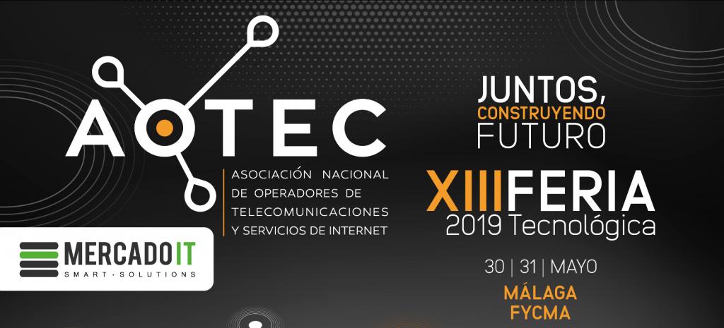 MercadoIT en Aotec 2019 Malaga