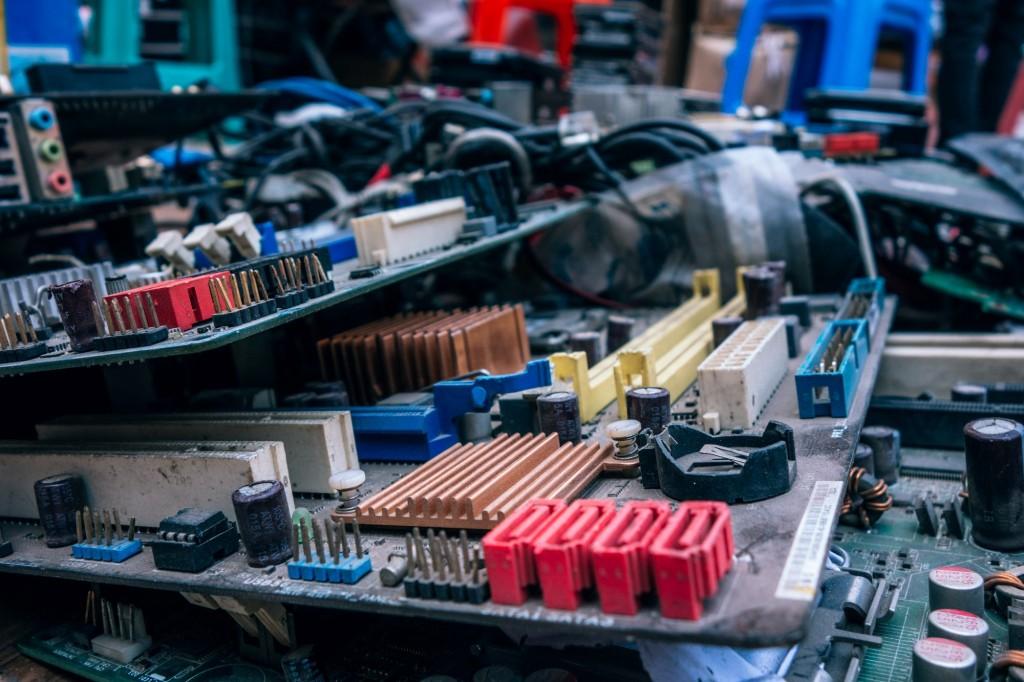 e-waste basura electronica reciclado mercadoit