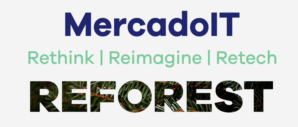reforestación MercadoIT