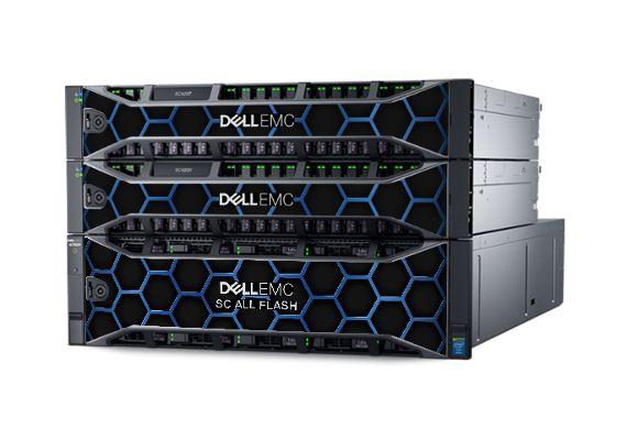 Almacenamiento Dell