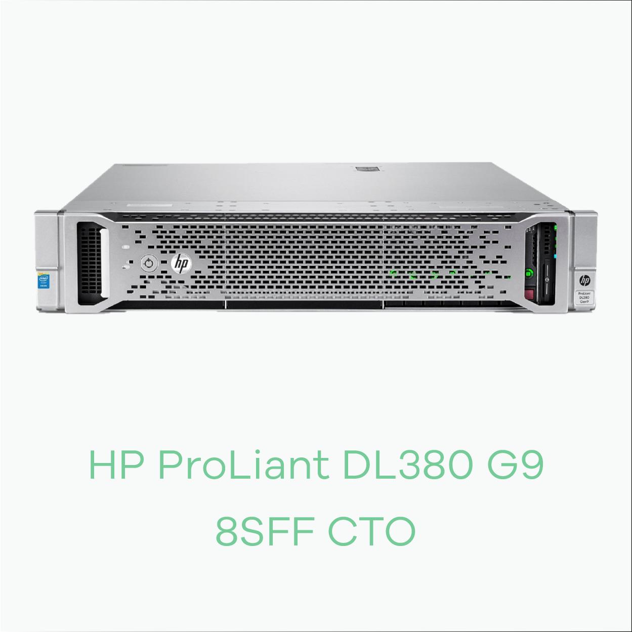 HP DL380 GEN9