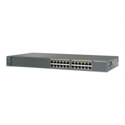 Switch Cisco WS-C2960-24-S Reacondicionado