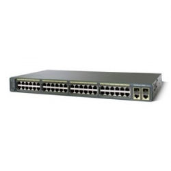 Switch Cisco WS-C2960-48PST-L Nuevo