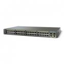 Switch Cisco WS-C2960-48PST-L Nuevo