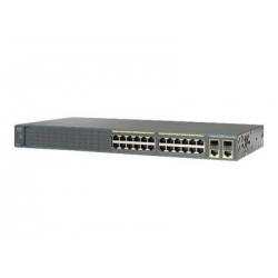 Switch Cisco WS-C2960-24TC-S Reacondicionado