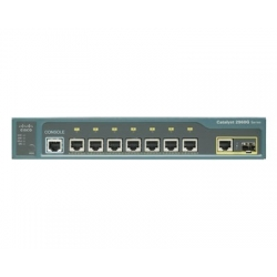 Switch Cisco WS-C2960G-8TC-L Nuevo