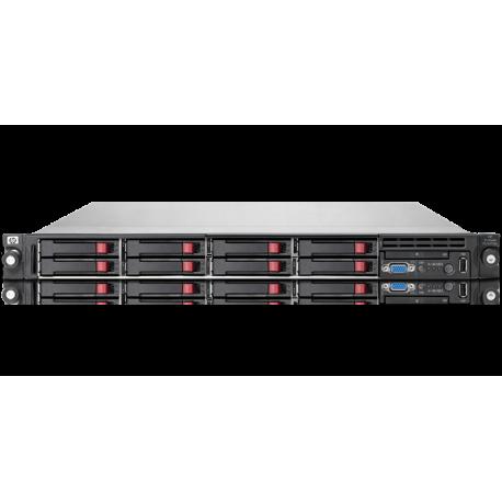 HP ProLiant DL360 G6 8SFF CTO 1U