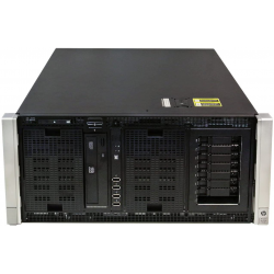 HP ProLiant ML350p G8 8SFF CTO Rack Converted