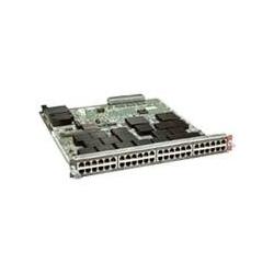 Tarjeta Cisco serie 6500 48GB con POE.