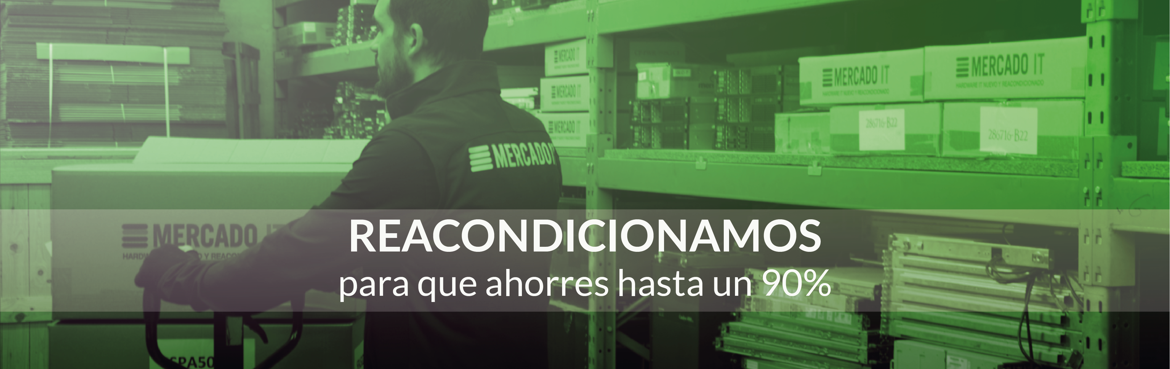 Hardware reacondicionado